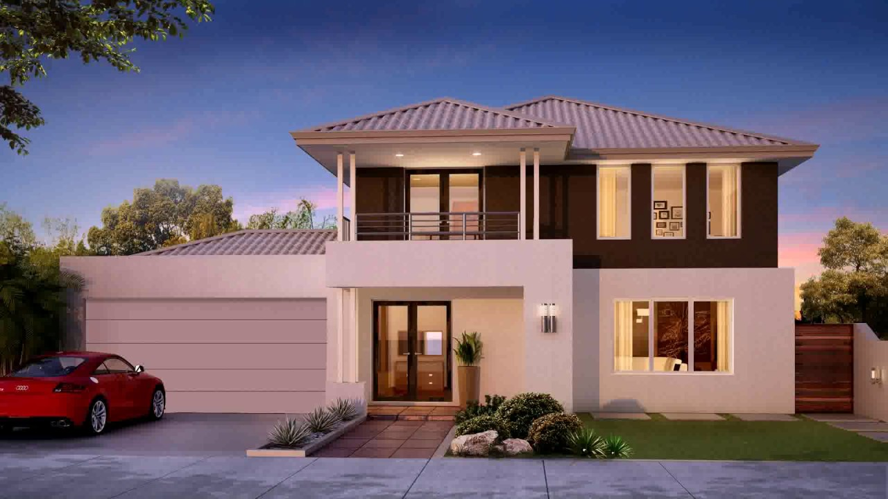 House Design Narrow Block Melbourne See Description See