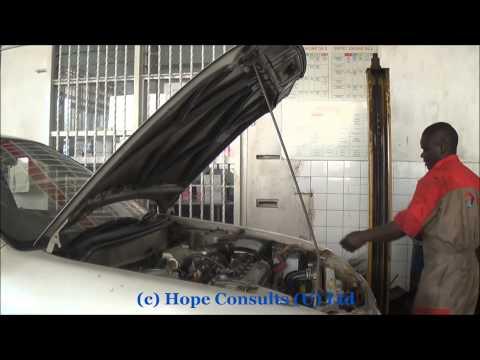 Abigaba Total Petrol Station Advert - Call: +256 782 65 61 94