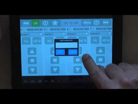 SDC aplikace-návod ke zprovoznění