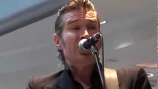 Justin Currie - Driving With The Brakes On - HMV Glasgow 22nd August 2013
