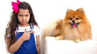 SARAH em REGRAS DE CONDUTA para os ANIMAIS DE ESTIMAÇÃO