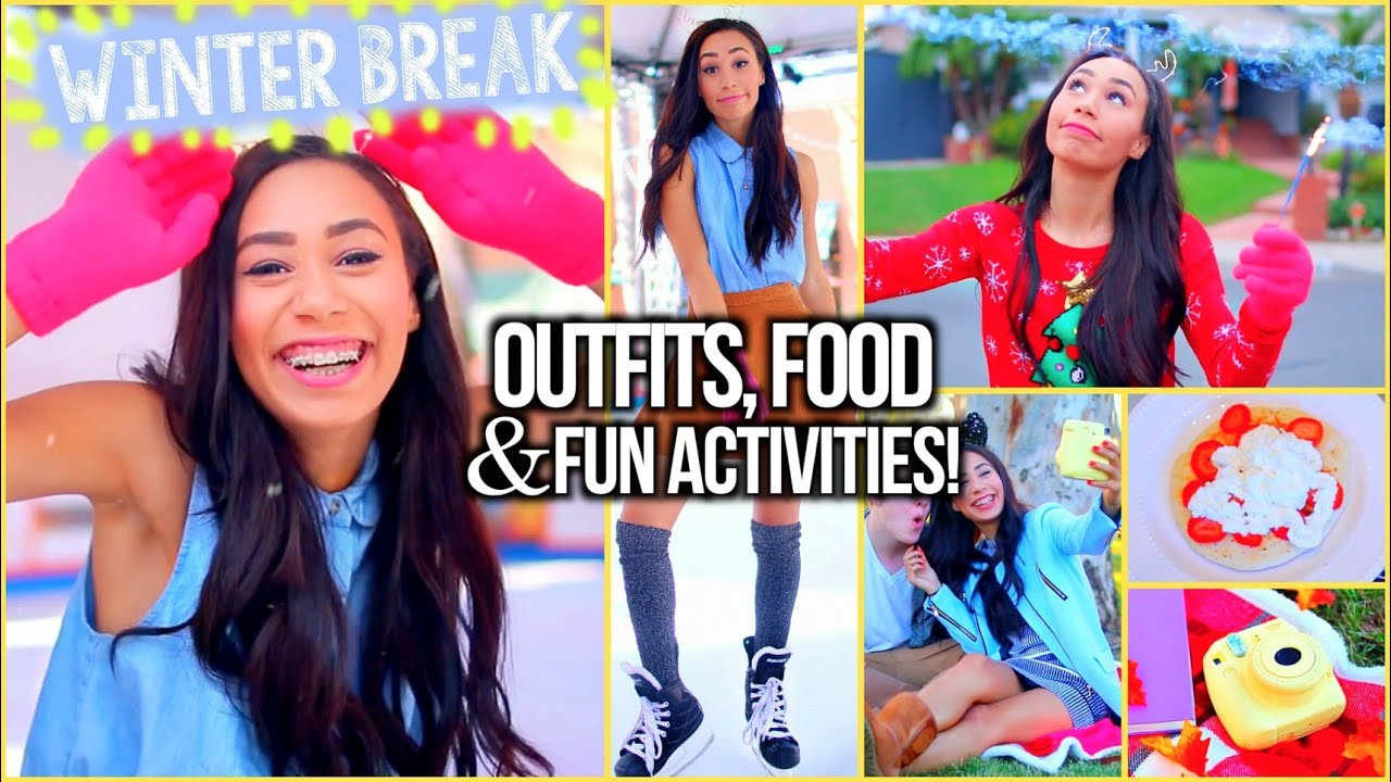 fall and winter break survival guide outfits things to do and fall and winter break survival guide outfits things to do and food