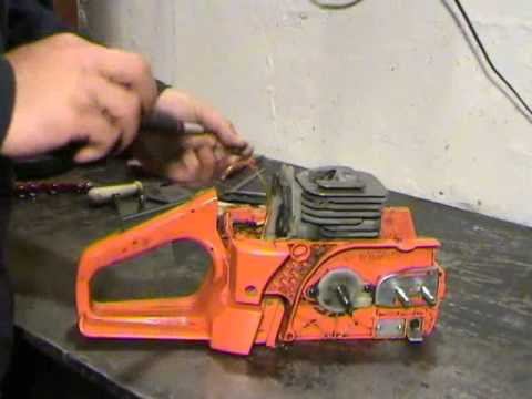 инструкция по ремонту хускварна 142 - фото 4