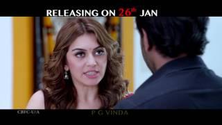Luckunnodu Movie Release Promo 2 - Vishnu Manchu | Hansika Motwani