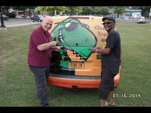 The Blacklites Syracuse NY Dinosaur Radio
