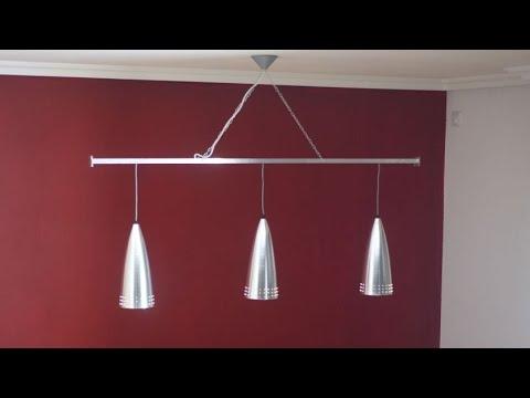 Colgar lámpara - Bricomanía