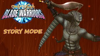 Onimusha Blade Warriors Story Mode With Gargant