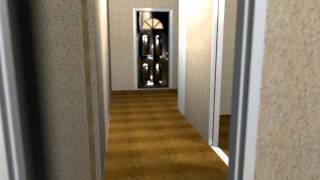 видео Планировка 2-х комнатных квартир: фото, схема