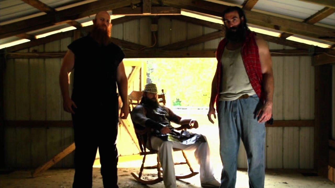 The Wyatt Family Entrance Video