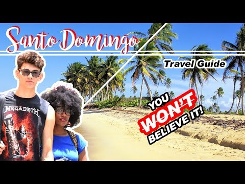 WOW Air Travel Guide application - SANTO DOMINGO l VLOG l