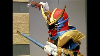 Power Rangers Mystic Force - Red and Pink Rangers vs Serpentina | Episode 26