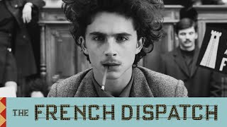 The French Dispatch Trailer Review - Wes Anderson Is Back