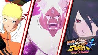 BORUTO: A MELHOR LUTA DO FILME ! - Naruto Ultimate Ninja Storm 4  ‹ Ine ›