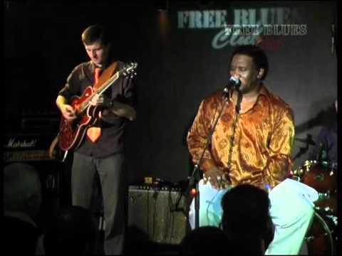 Free Blues Club - MUD MORGANFIELD -live