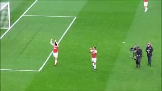'Sweet Caroline' after Arsenal vs Spurs