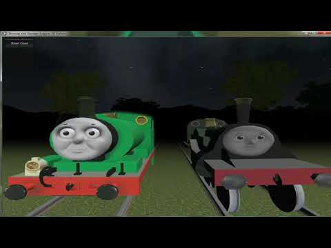 Thomas the Slender Engine Redux Demo   Chapter 1
