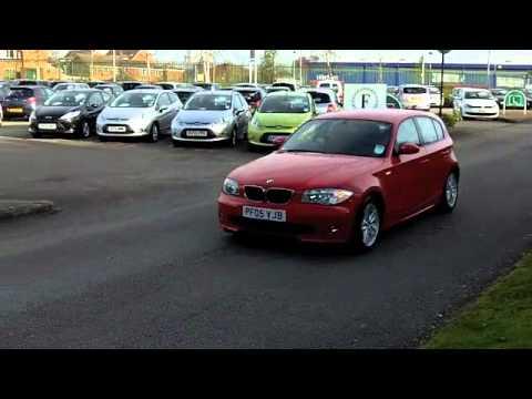USED BMW 1 SERIES HATCHBACK (2005) 116I SPORT 5DR - PF05YJB