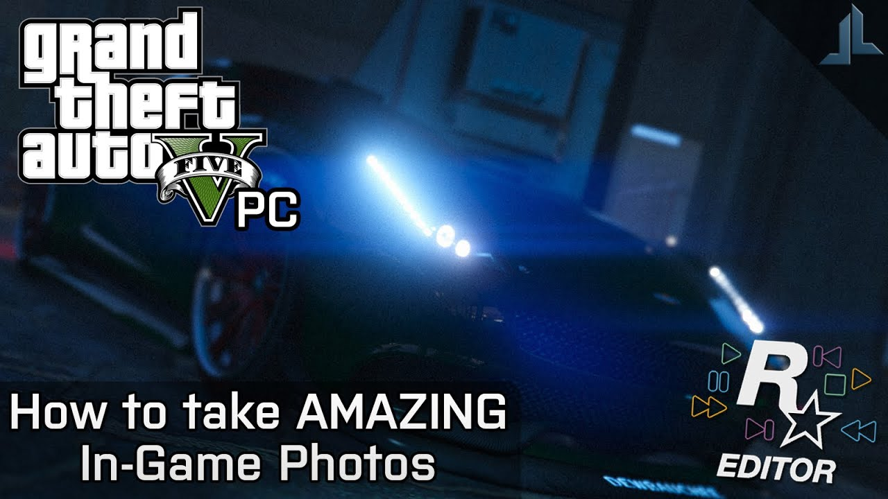 Gta V Pc How To Take Amazing In Game Photos