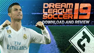 DOWNLOAD GAME DLS 19 MOD [ 300 MB ] HIGH GRAFIS