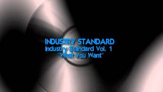 "INDUSTRY STANDARD  "" What You Want """