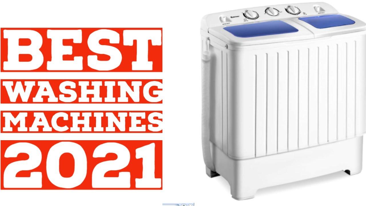 Best Washing Machines 2021 Best Washing Machines 2021 ▻▻ Top 5 Washing Machine Reviews