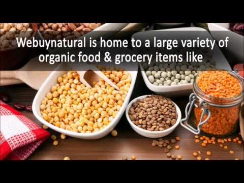 Webuynatural - Organic food store | Online grocery shopping India