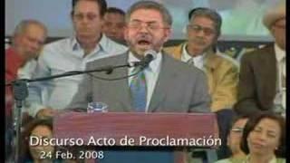 PROCAMACION GUILLERMO MORENO EN MIUCA (1) 24/2/08