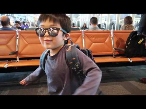 Travel Diary: DOHA, QATAR TO SAN DIEGO, CA