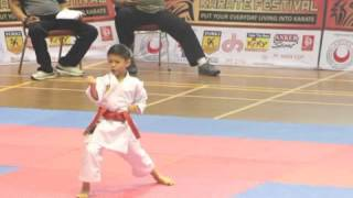ayman final karate kata usia dini indofest 2015