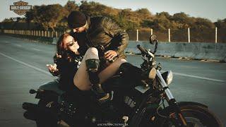 Photo Shooting Harley Davidson