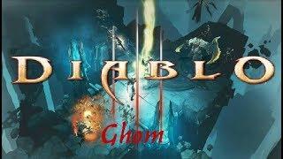 Diablo 3 - #027 - Ghom - Hardcore / Hardmode Zauberin |Kommentiert / Facecam|