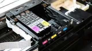 Достаем печатающую головку из принтера Canon MG5440, MX924, iP7240