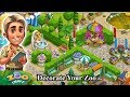 Games for baby: zoo craft game -decorate zoo & help visitors | Fun kids games to play for free onlin