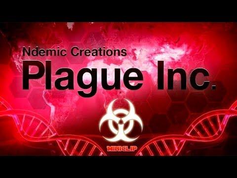Заражаем планету в игре Plague INC (Android)