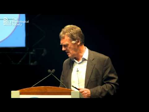 Physiology 2012: Oxygen sensing in animals: Peter Ratcliffe