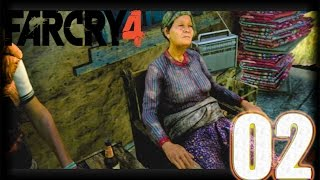 FarCry: 4 1080p (PC) WalkThrough #2 - تختيم فار كراي 4 - مزرعة الجدة