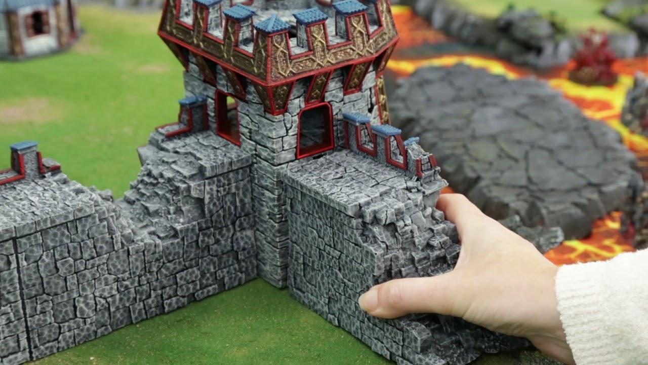 Dwarves Elves and Demons - Kickstarter now Live