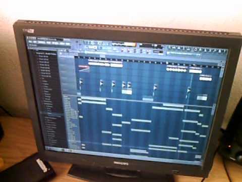 Miley Cyrus - Wrecking Ball (Progressive House Remix) in FL Studio