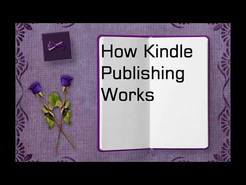 How Kindle Publishing Works – how much does kindle publishing cost? – amazon ebook publishing