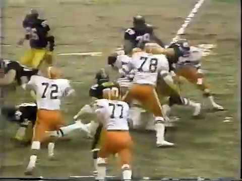 1979 Steelers 51 at Browns 35