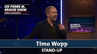 Timo Wopp auf der Suche nach dem verlorenen Witz