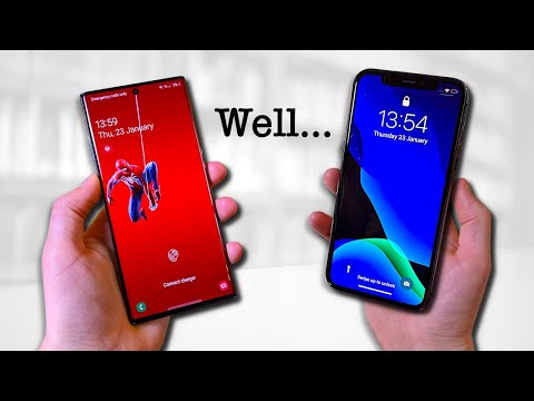 Samsung Galaxy Note 10 Plus vs iPhone 11 Pro Max - 5 Months Later! | The Perplexing Truth.