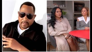 Martin Lawrence Responds To Ayesha Curry Wanting More Attention After Jada Pinkett Red Table Talk