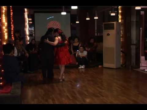 Club Latino Jakarta - Tango by Cindy & Muliono