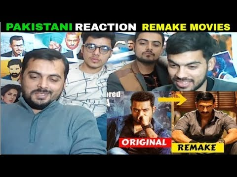Pakistani Reacts On | 6 Upcoming South Indian and Bollywood Movie Remakes In 2019 | Simmba | RX 100