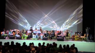 Saxophone Quartet from Cowboy Bebop, SAO at KatsuCon 2014