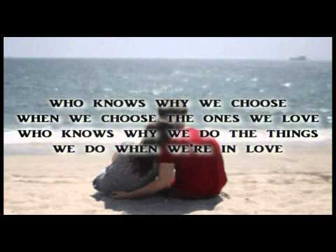 Helen Reddy - I Can't Say Goodbye To You With Lyrics