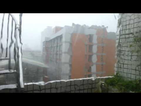 Typhoon Megi,  New Taipei City, Taiwan