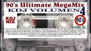 Ultimate 90s Megamix Vol 04   2019