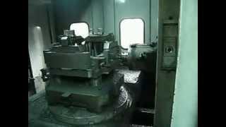 Автомат А2-ОВА Изготовление прессформ 1(Изготовление прессформ для автомата А2-ОВА в ООО НестаПак (Обработка внешней поверхности матрицы). www.nestapack.ru., 2014-08-29T08:28:16.000Z)